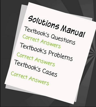 Where can i download the solution manual for textbooks quora all the people who buy the services always learn more than the ones who dont that is how it works if you get something for free you dont respect it fandeluxe Images