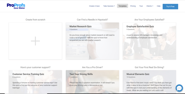 What are the best online quiz-taking websites, from an aesthetic or ...