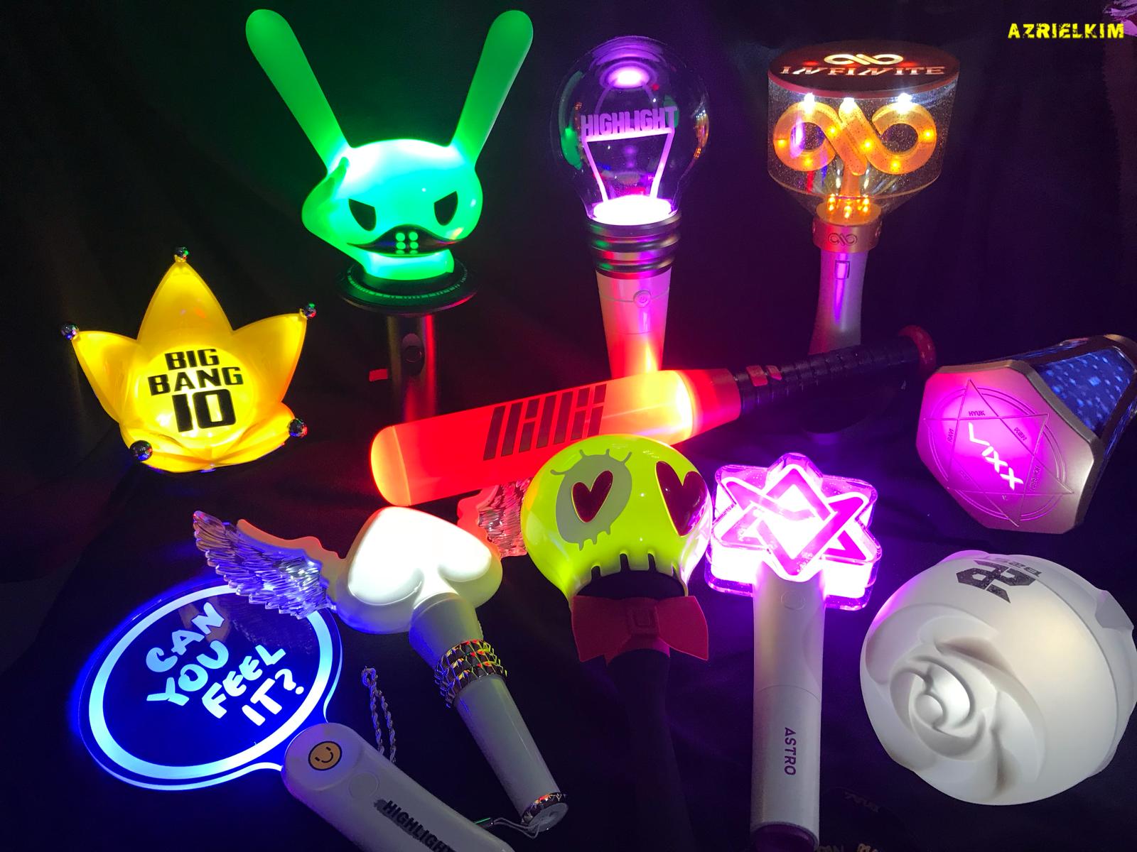 What Is The Prettiest K Pop Light Stick Quora