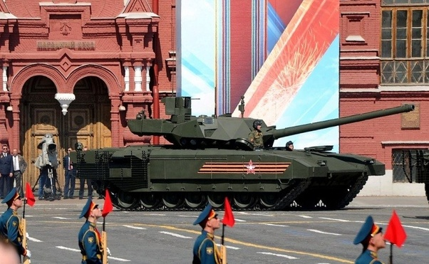Russian active protection system