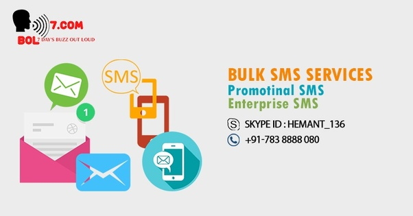 How to create bulk SMS sender - Quora