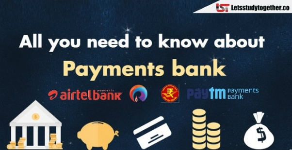 What Is Payment Banking Quora
