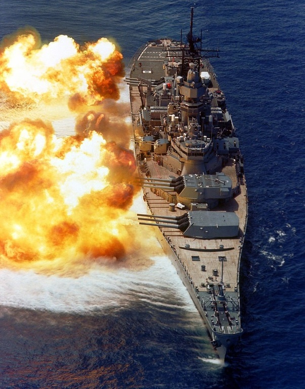 If The The Montana Class Battleship Was Made How Would It Have Compared To The Yamato And Bismarck And How Would A Battle Have Played Out If All Three Of The Battleships Met