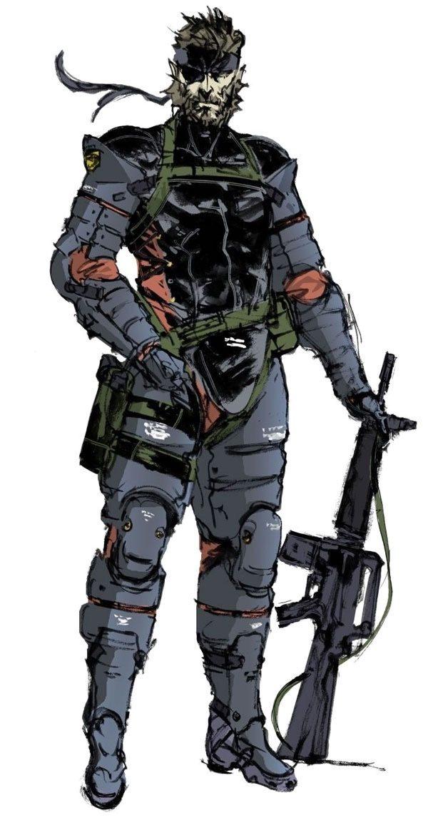 [1920x1080] Metal Gear Solid 3: Snake Eater Naked Snake