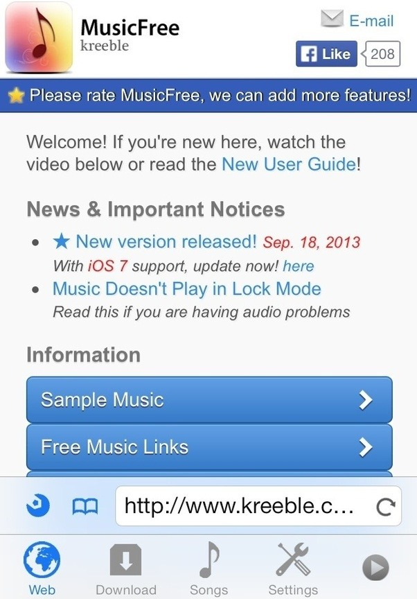 What apps allow me to download free music for iPhone? - Quora