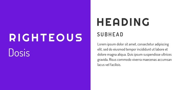 What are your favorite Google Font pairings? - Quora