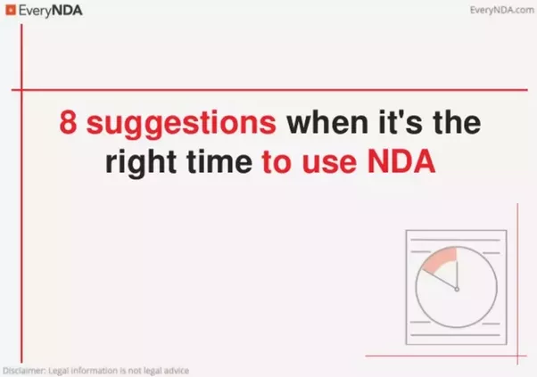 When Should I Ask Someone To Sign An Nda Quora