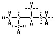 How to find the chemical structure of 2 3-dimethylpentane - Quora