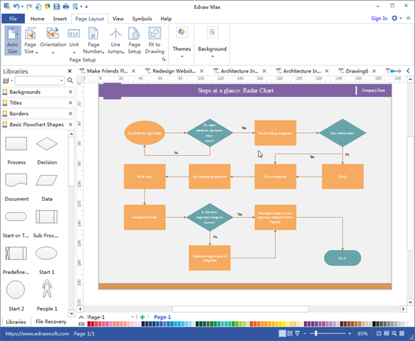 Whats a good flowchart tool that allows for collaboration quora in comparison with lucidchart edraw is faster and easier in making hundreds of diagrams it is popular with many people because of its effectiveness and ccuart Gallery