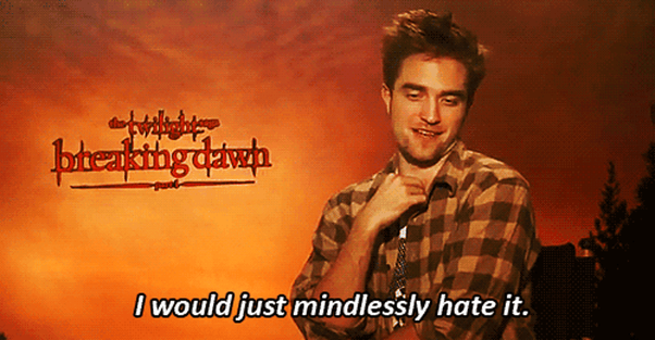 """Why do people hate """"Twilight"""" so much? - Quora"""