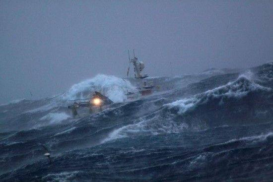 What do aircraft carriers do in a storm? - Quora
