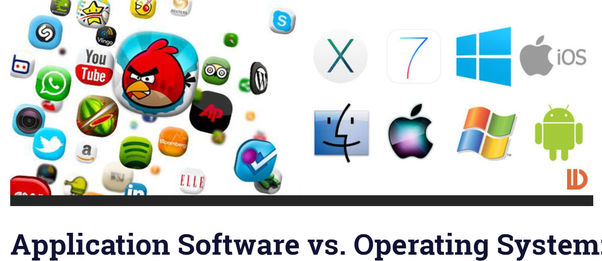 How do the operating system and utility programs work with