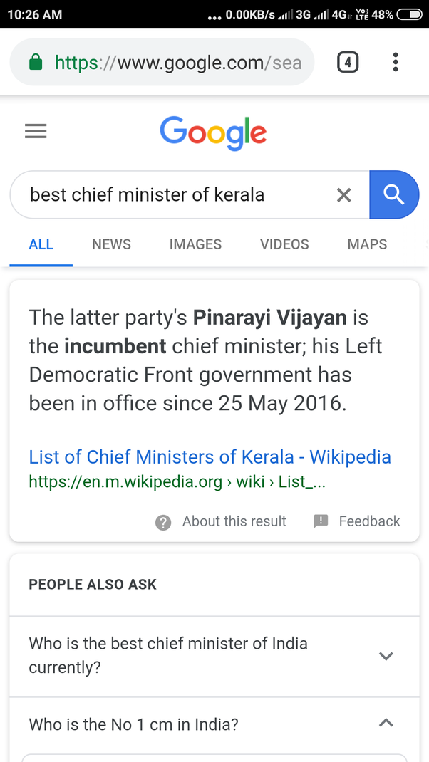 Who Are The 5 Worst Chief Ministers Among All Chief Ministers Of The