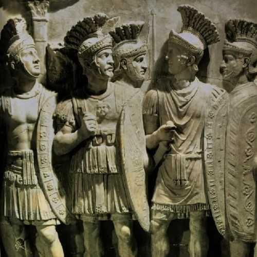 Did the Roman Legions enforce any form of uniform or