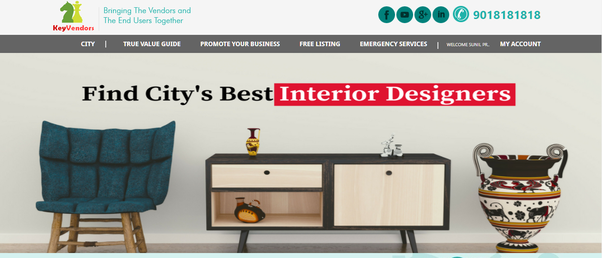Check Those Top Results On Interior Designers Directory Sites In India