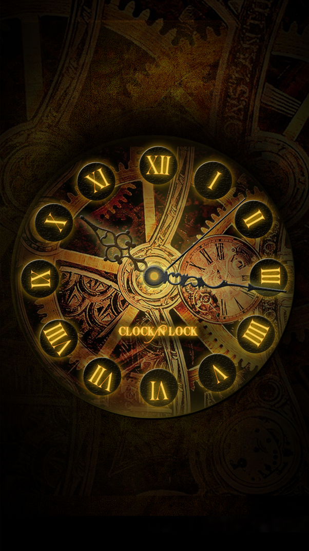 LinkClock N Lock Screen