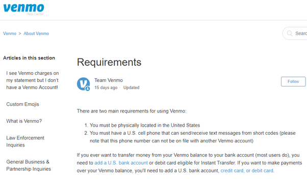 Why Is Venmo Not Available In Australia? - Quora