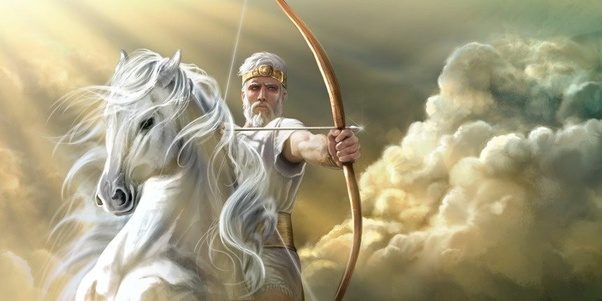 Who Or What Does The Rider Of The White Horse Of Revelation Chapter