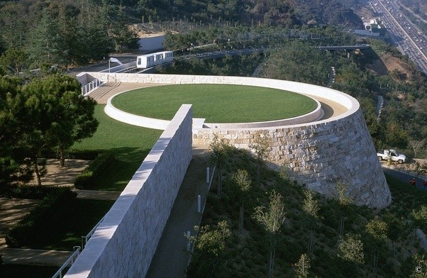 Is The Getty Museum On Fire No And Here S Why: How Does The Getty Museum Protect Its Art From Fires?