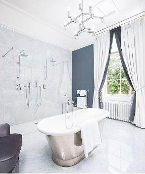 We Have Mentioned On Many Occasions That Marble Is The Absolute Winner When  It Comes To Decorating Your Bathroom. It Brings The Sense Of Luxury And  Royalty ...