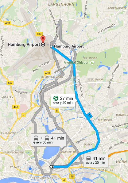 I want to move to Hamburg What are good areas to live with kids 6