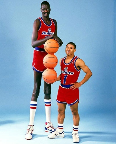Im Pretty Sure That Mugsy Bogues Never Dunked