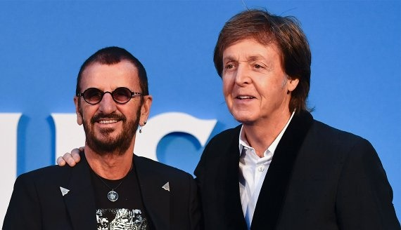 How Does Ringo Starr Look So Young For A 77 Year Old Quora