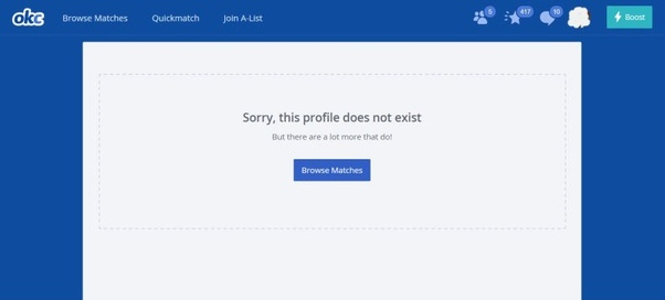 How to find someones okcupid profile