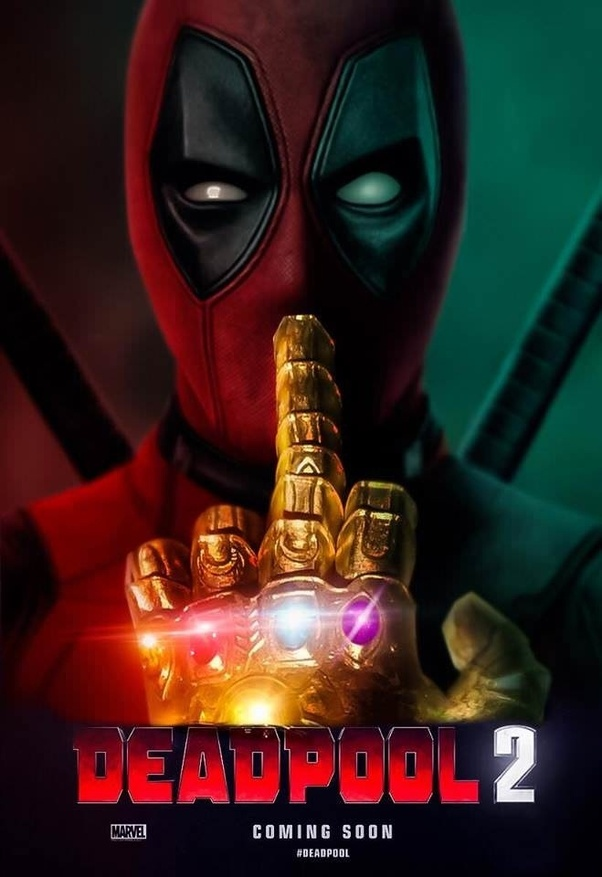 Deadpool Infinity War