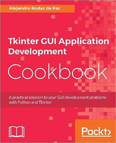Where can I find good books about Python's TkInter library