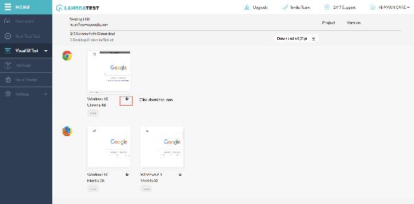 Can we take full page screenshot on chrome using selenium? - Quora