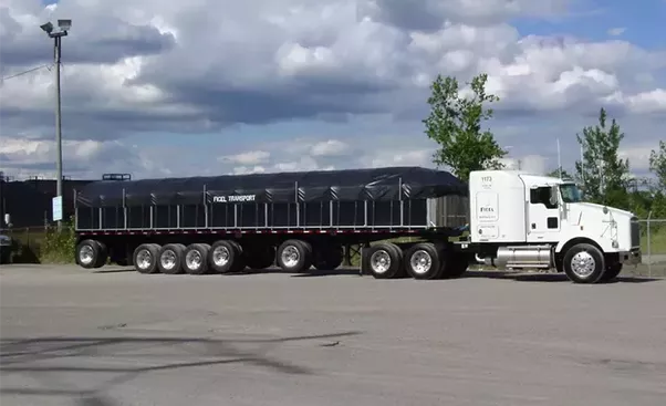 Weight Per Axle Semi Truck : Why do some semi trucks have wheels that retract quora
