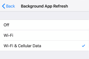 How To Enable Background App Refresh In Your Android Device Hubstaff Support