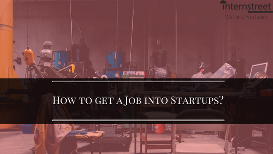 Moreover, Startups Have Good Peer Culture Where Your Ideas And Innovation  Would Get A Recognition. If You Want A Swift Career Growth And Are Willing  To ...