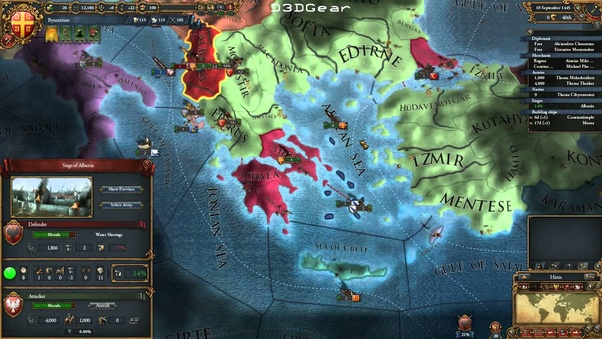 Why does Europa Universalis IV start in the year 1444 AD? - Quora