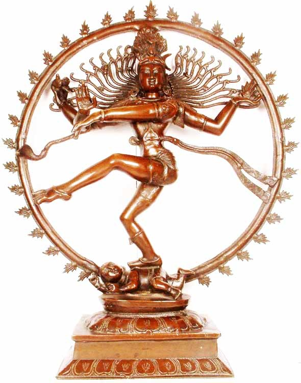 What Does Shivas Cosmic Dance Mean Quora