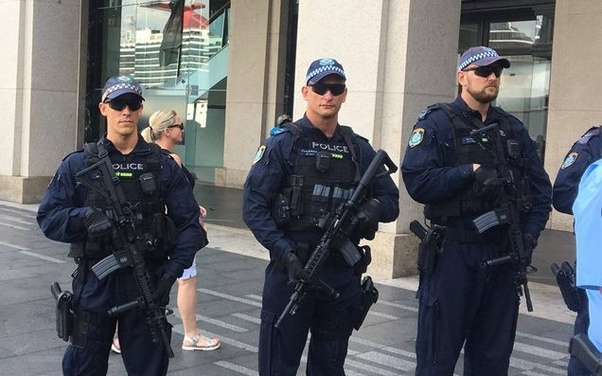 Who Can Carry Guns In Public In Australia Quora