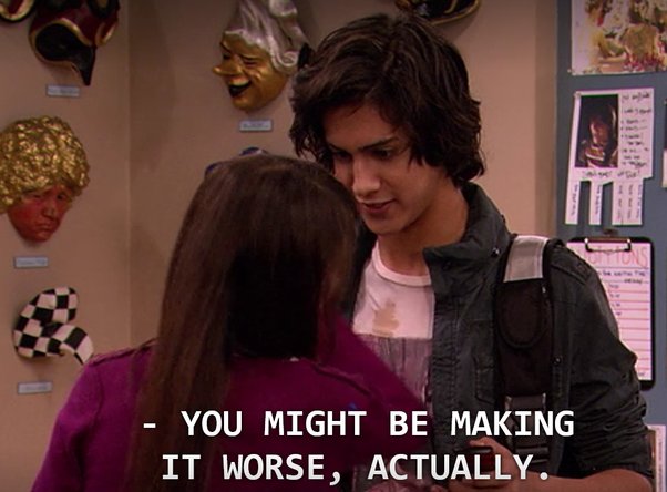 when do jade and beck break up in victorious