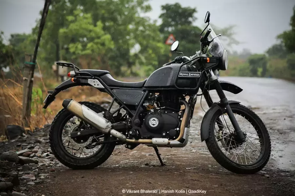 Will Royal Enfield Release A New Version Of Re Himalayan Anytime