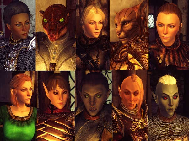 What are the best Oblivion character mods? - Quora