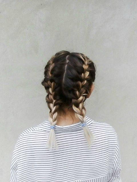 How To Braid A Lob For School Quora