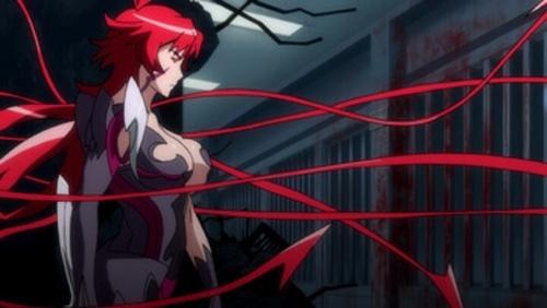 Do You Know Of Some Good Old Action Romance Anime Like Shakugan No