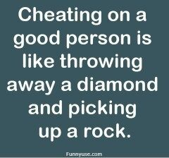 How do you know your partner is cheating