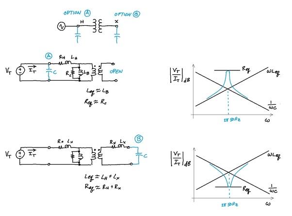 Transformer One Line Diagram