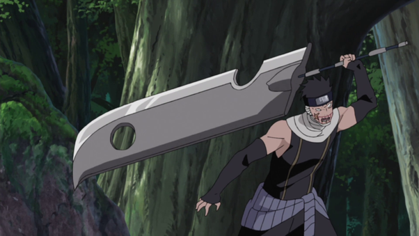 Who is the strongest out of the seven swordsman of the mist