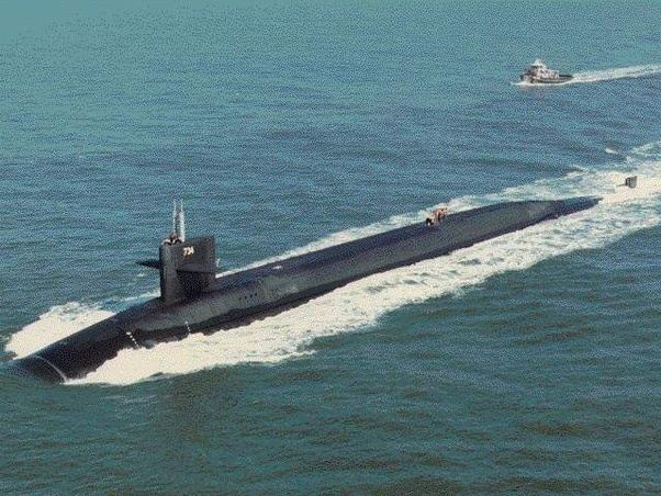 Do nuclear US submarines still carry the Polaris nuclear missiles? How many  submarines are there and what is their effectiveness today? - Quora