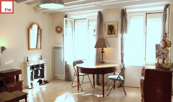 Studio Apartments Are Not That Expensive For A Comfortable Accommodation I Guess You Can Get Paris Apartment In 600 Euros