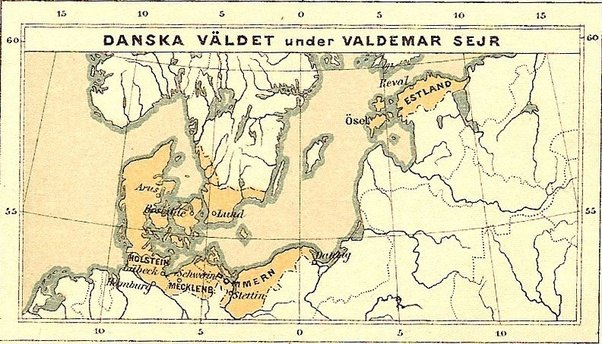 Was Lubeck andor Hamburg ever a part of Denmark Quora