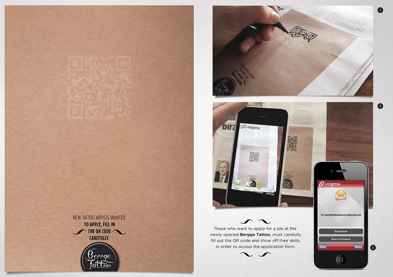 Can You Hand Draw A Working Qr Code Quora