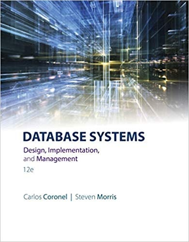 How To Find Solutions Manual For Database Systems Design Implementation And Management 12th Edition By Coronel Quora